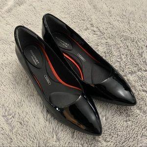 Rockport pumps heels